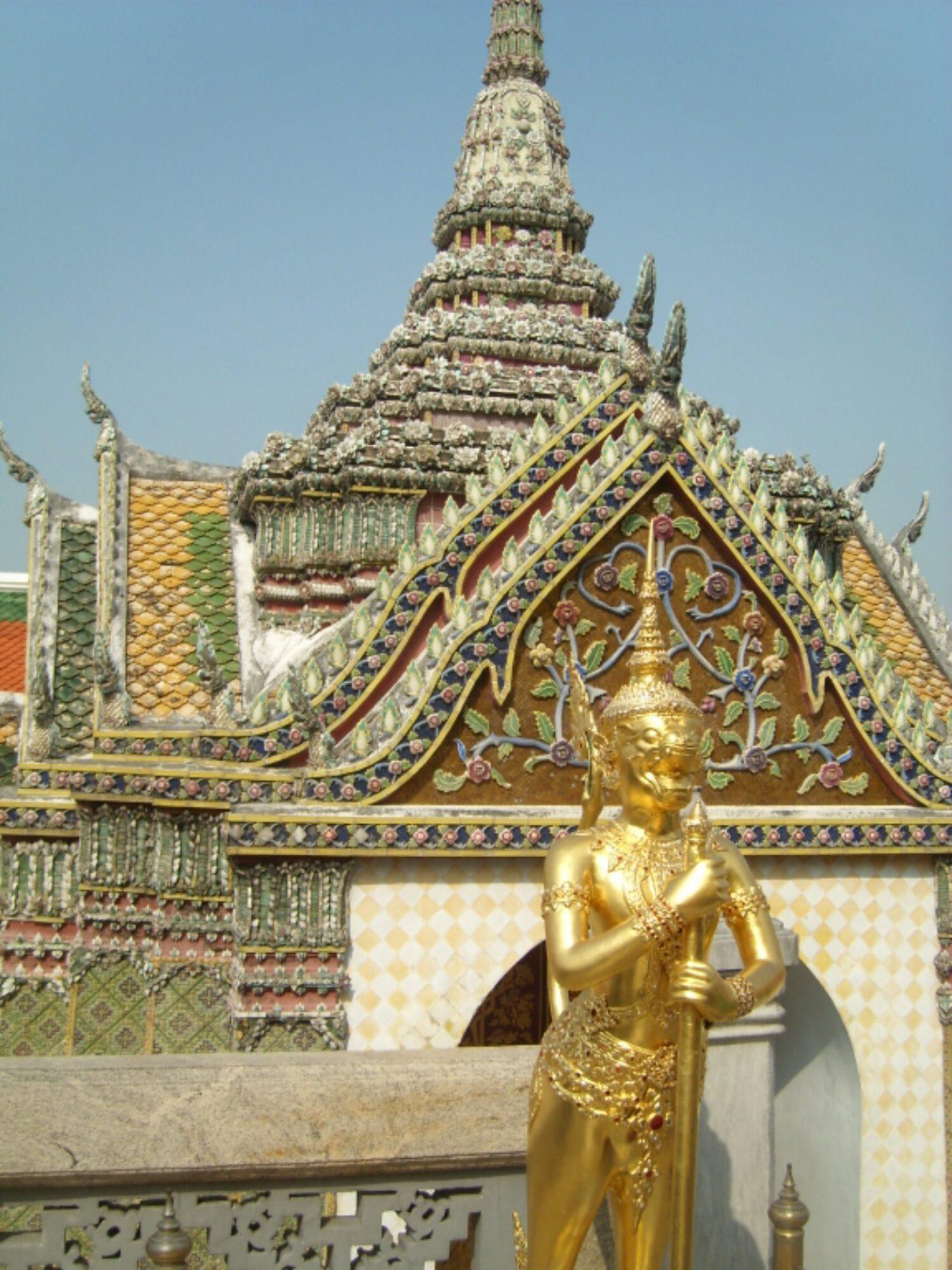 Photos from Grand Palace, Golden Buddha & Misc Bangkok