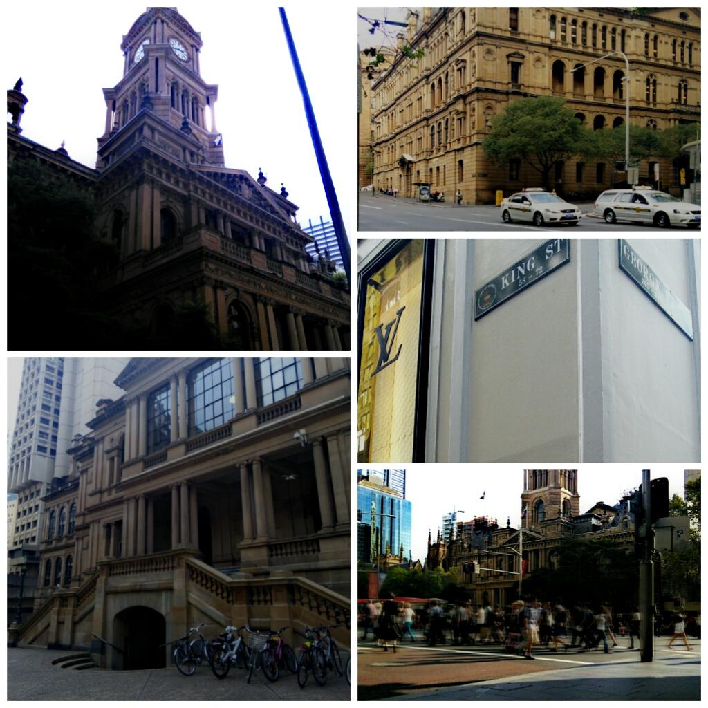 Sydney X Suburb – #1: The CBD