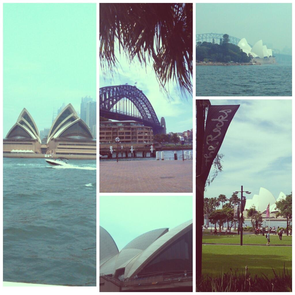 Sydney X Suburb – #2: Sydney Harbour