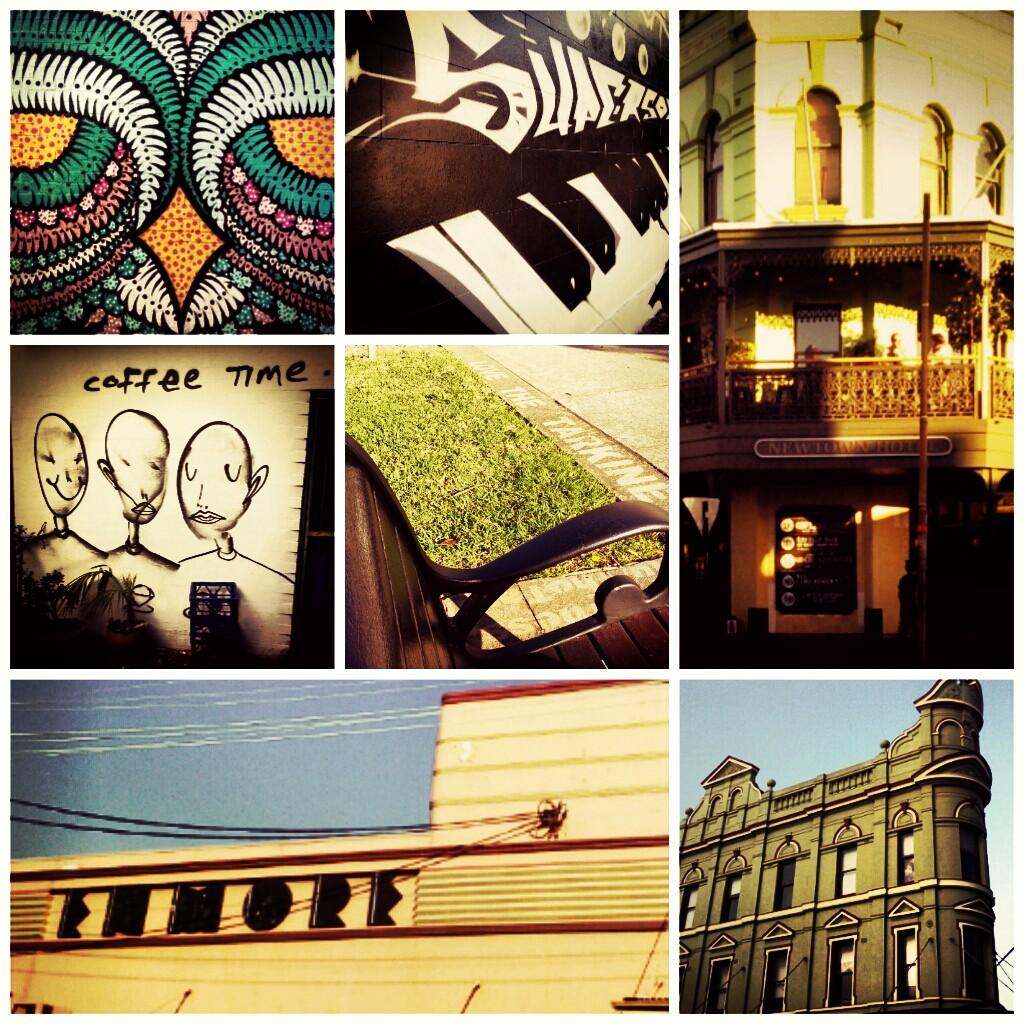 Sydney X Suburb – #7: Newtown